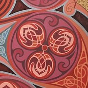 CELTIC & NATIVE PAINTINGS