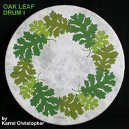 OAK LEAF DRUM