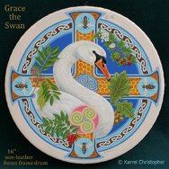 GRACE THE SWAN -----SOLD-----